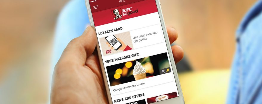Kepak News KFC Loyalty App
