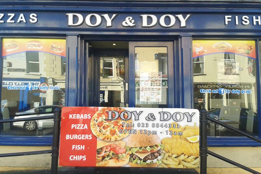 Kepak Foodservices Ireland Interviews Doy&Doy