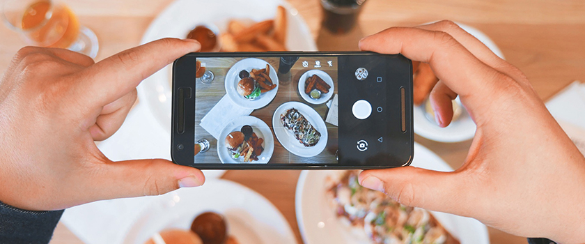Kepakj Foodservices Ireland - Using Instagram and Facebook to Promote Your Business