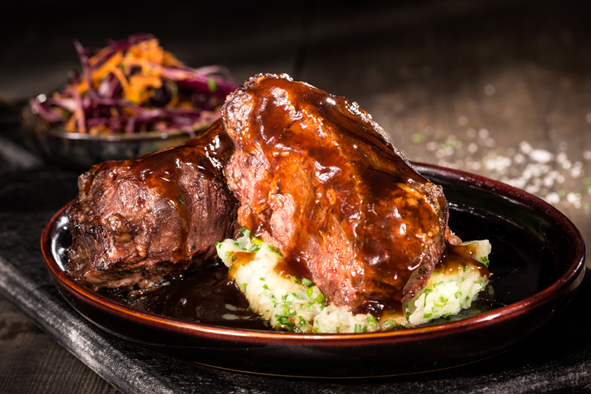 Hospitality Expo - Slow Cooked Product and Guinness