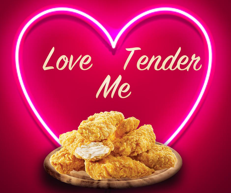 Love Me Tender - St. Valentine's Day 2018 - Kepak