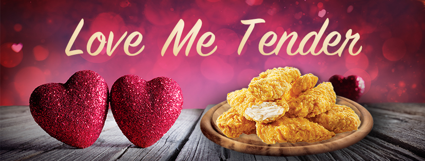 Love Me Tender - St. Valentine's Day 2018 Kepak