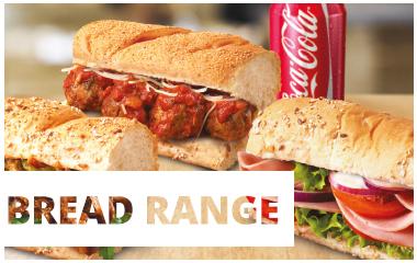 Kepak Food to go product range bread