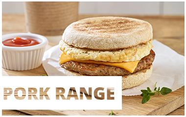 Kepak Food to go product range pork
