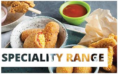 Kepak Food to go product range speciality