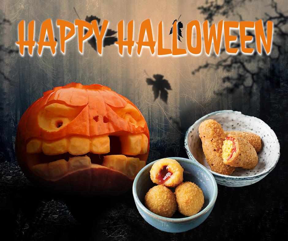 Halloween 2018 - Social Media Assets
