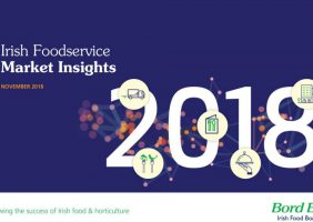Irish Foodservices Market Insights 2018