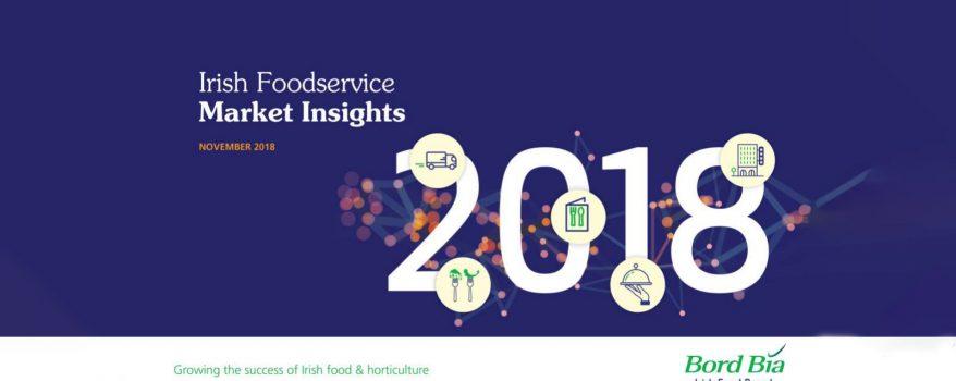 Irish Foodservices Market Insights 2018